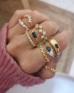 Gold Caterina Ring