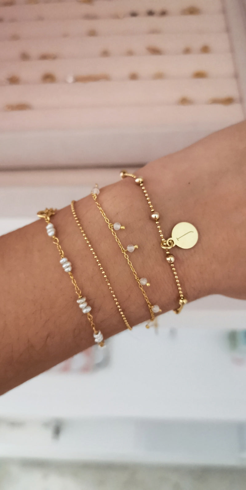 Pulsera Dolce Gold