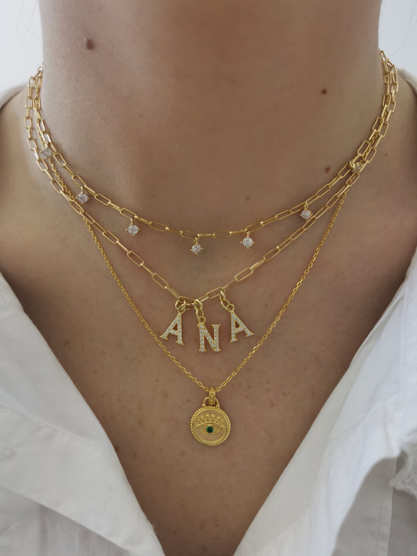 Collar Tadea Gold