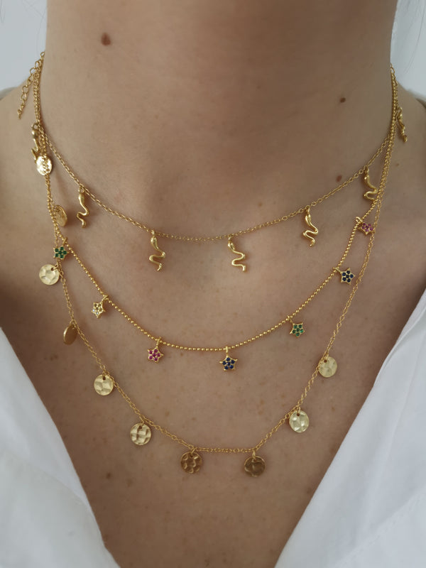 Collar Tilsa Gold