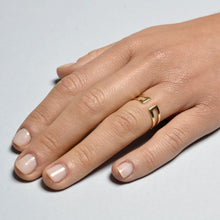 Upload image in the gallery viewer, Tadira Gold Ring