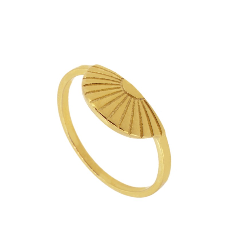 Megan Gold Ring