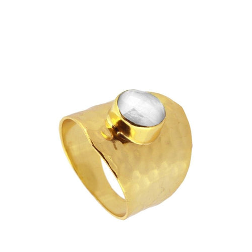 Oslo Gold Ring