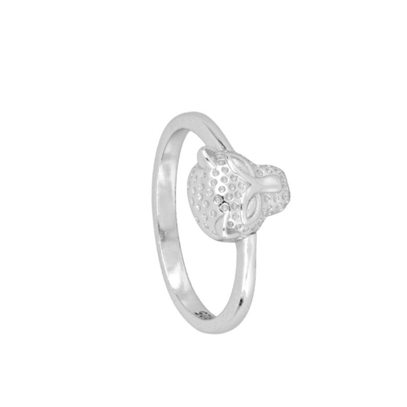Phanter Silver Ring