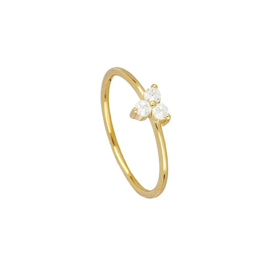 Fiorella Gold Ring