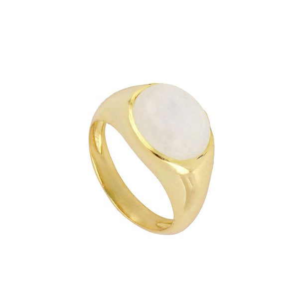 Anillo Ivy White Gold