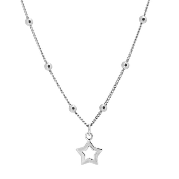 Collar Nima Star Silver