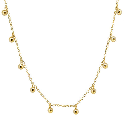 Candela Gold necklace