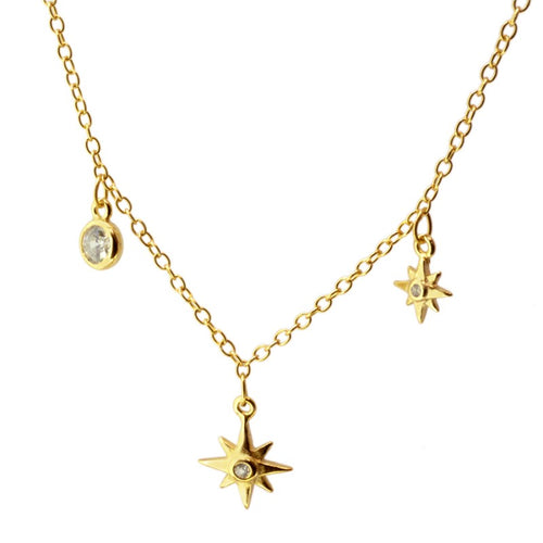 Nella Gold necklace
