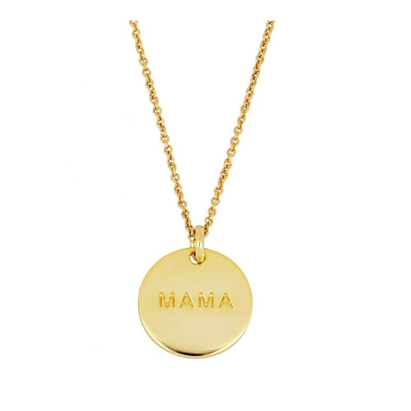 Collar Mamá Gold