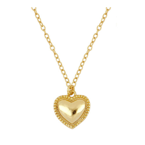 Collar Love Gold