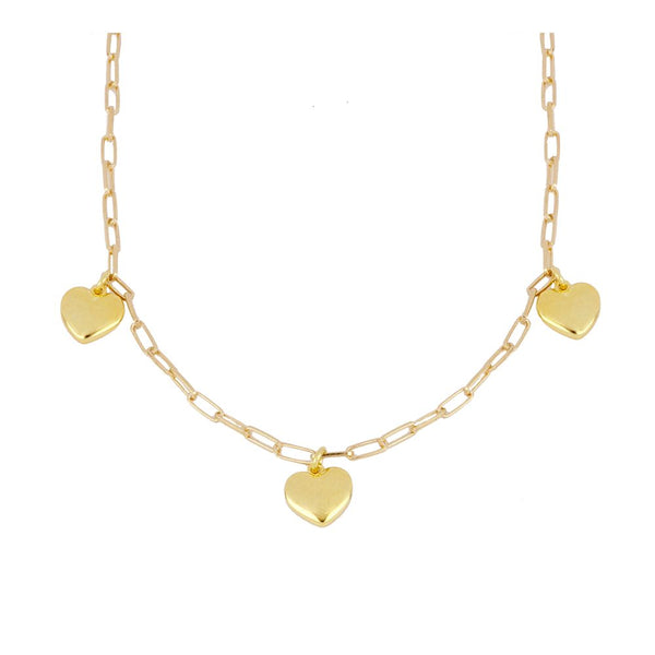 Collar Karen Gold