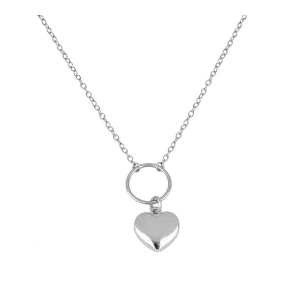 Collar Maia Love Silver