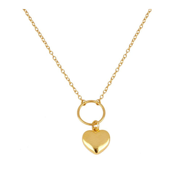 Collar Maia Love Gold