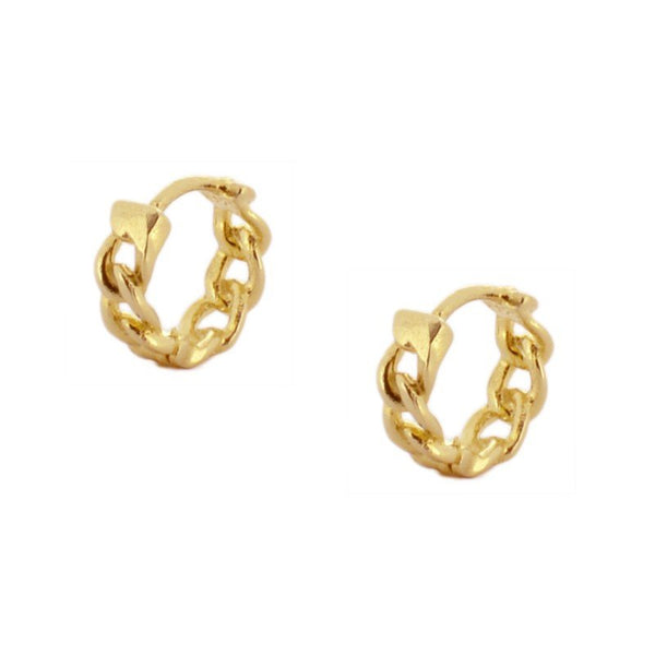 Pendientes Royal Gold