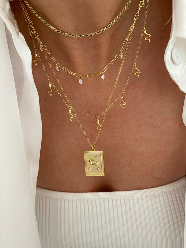 Collar Kenia Gold