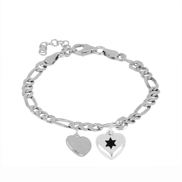 Pulsera Double Amour Silver