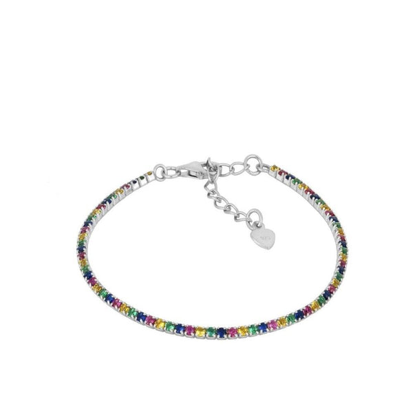 Pulsera Brille Color Silver