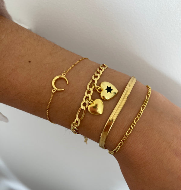 Pulsera Double Amour Gold