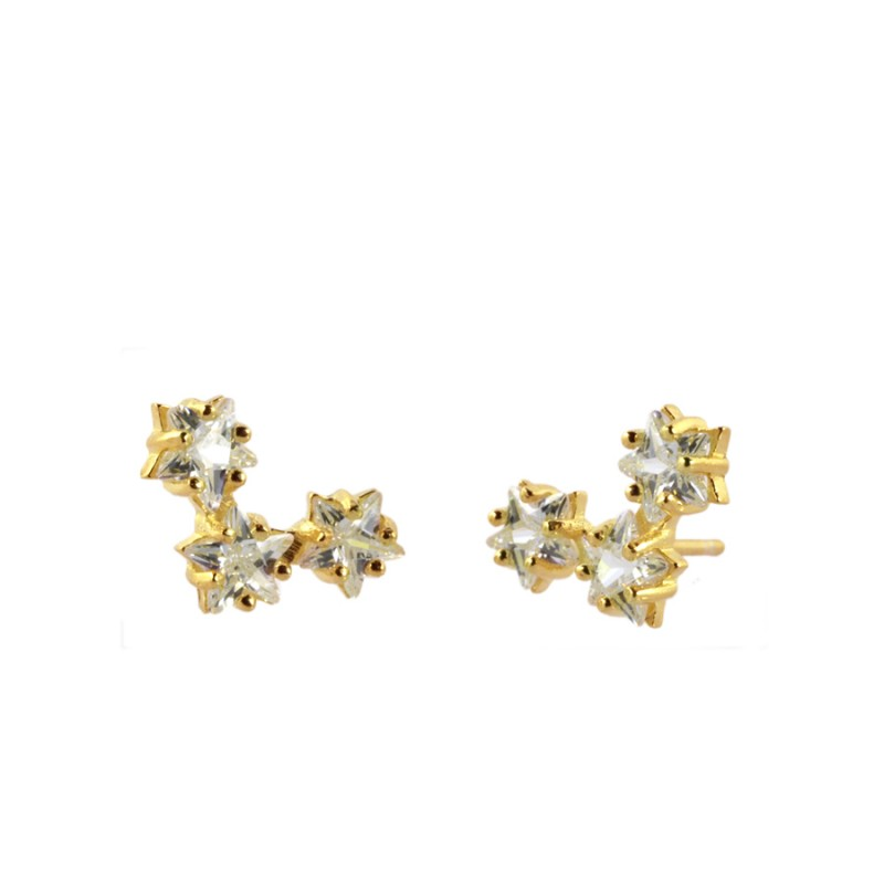 Tamar Gold earrings