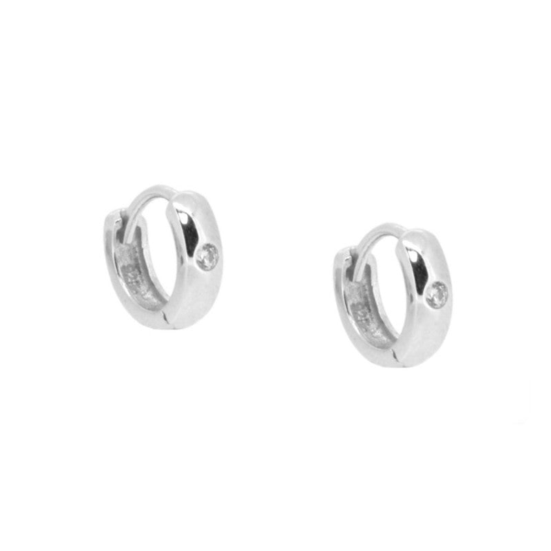 Dora Silver earrings