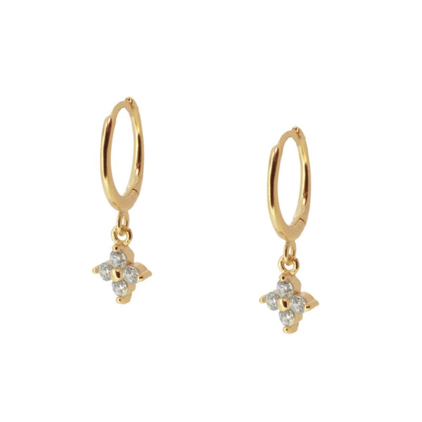 Nala Gold earrings