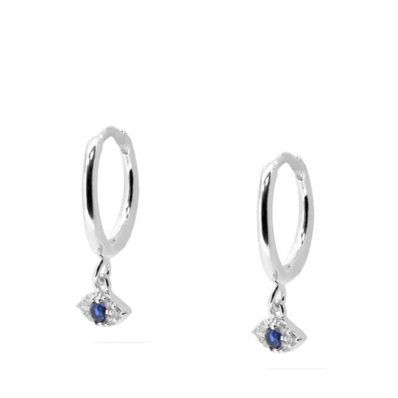Janette Silver earrings
