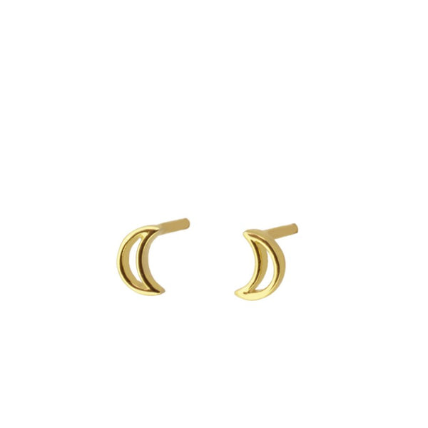 Brina Gold earrings