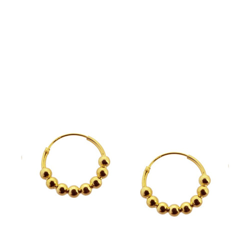 Margot Gold earrings