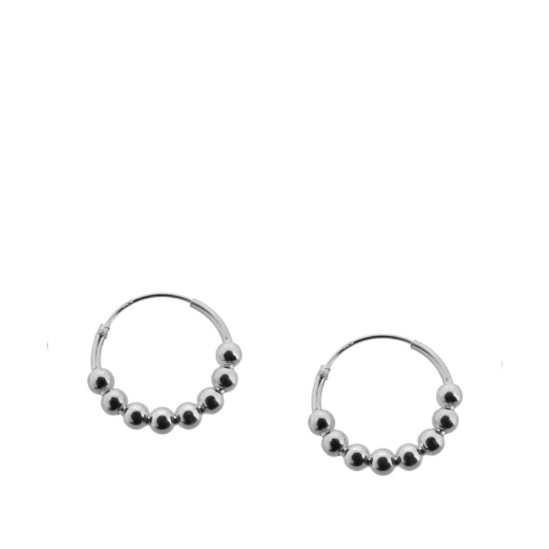 Margot Silver earrings