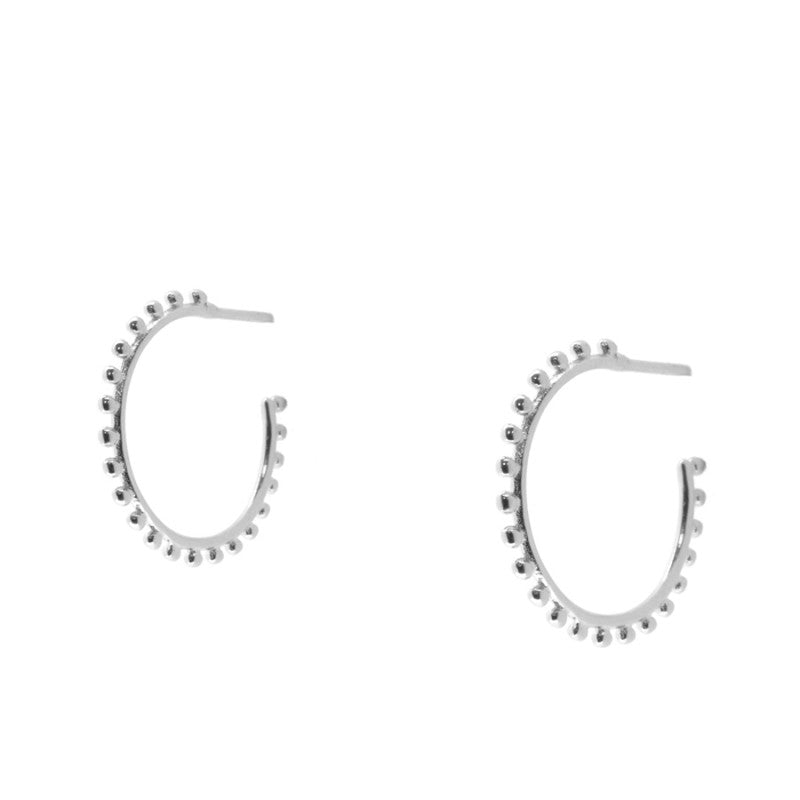 Earrings Gondoliere Silver