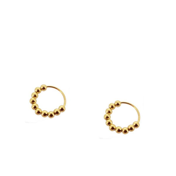 Neala Mini Gold earrings