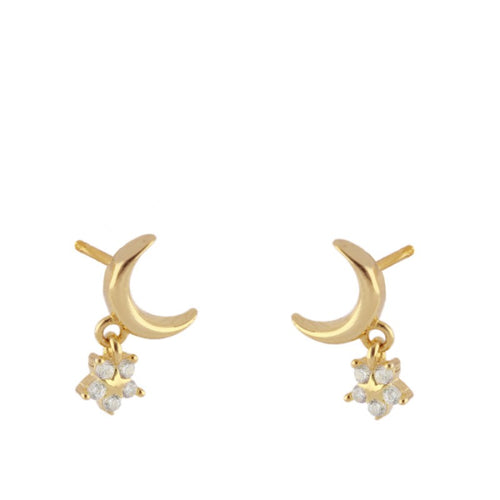 Julie Gold earrings