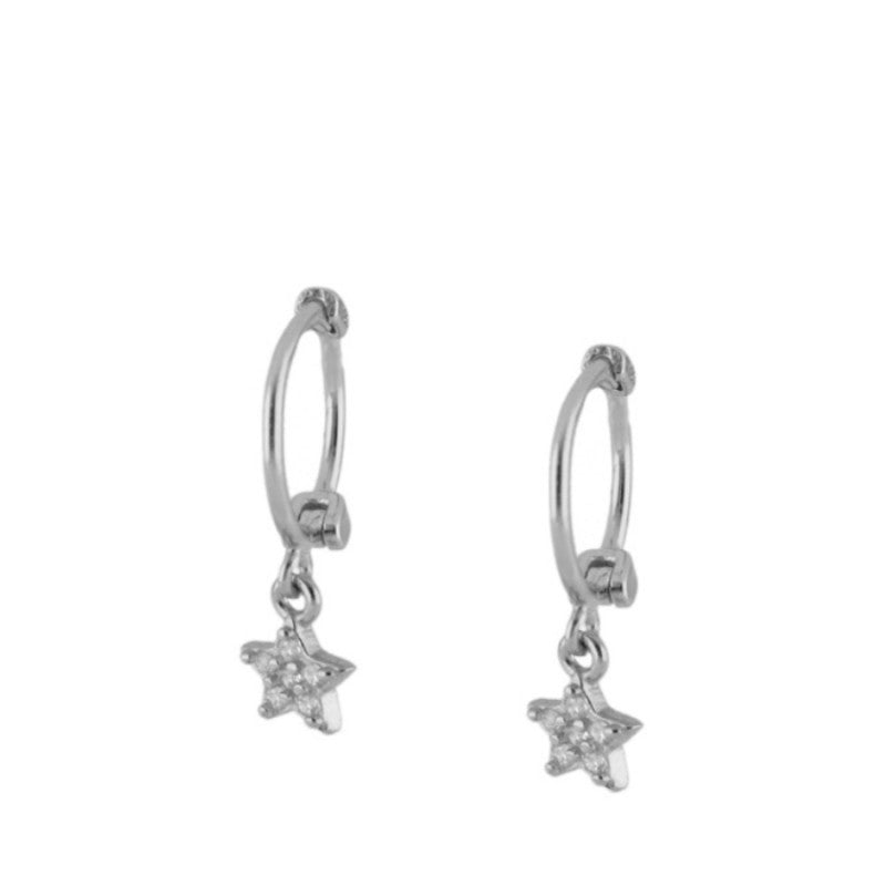 Heredia Silver earrings