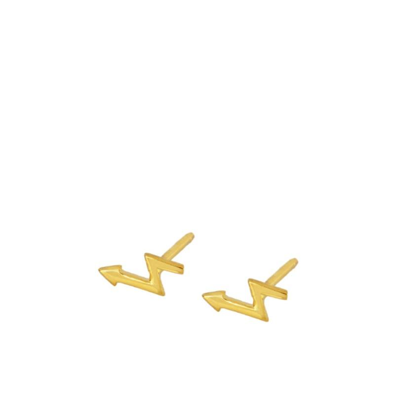 Pendientes Arrow Gold