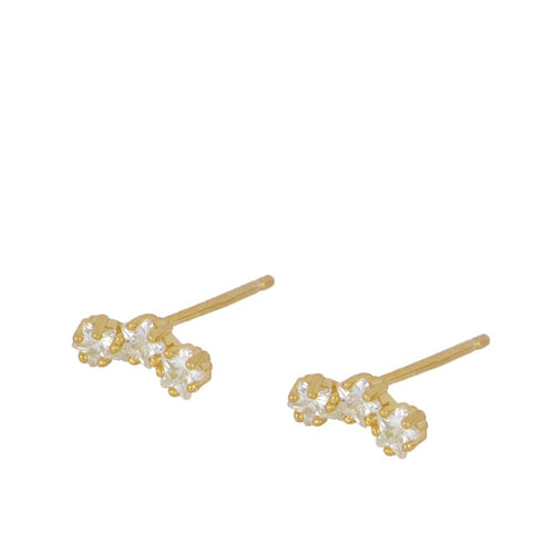 Anoux Gold earrings