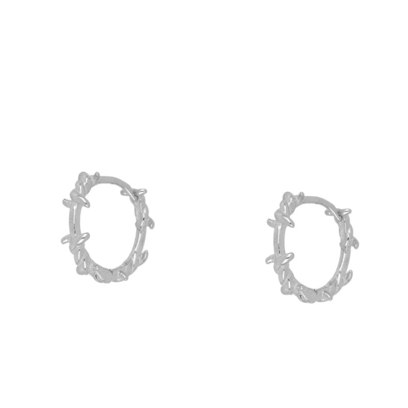 Carol Silver Earrings