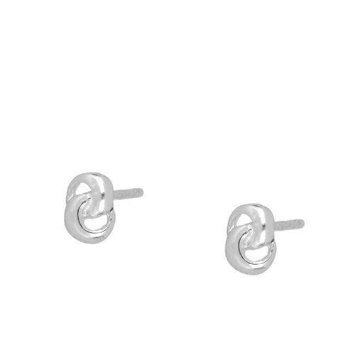 Kayla Silver earrings