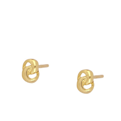 Kayla Gold earrings