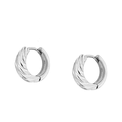 Jaqueline Silver earrings