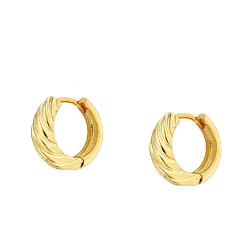 Jaqueline Gold earrings