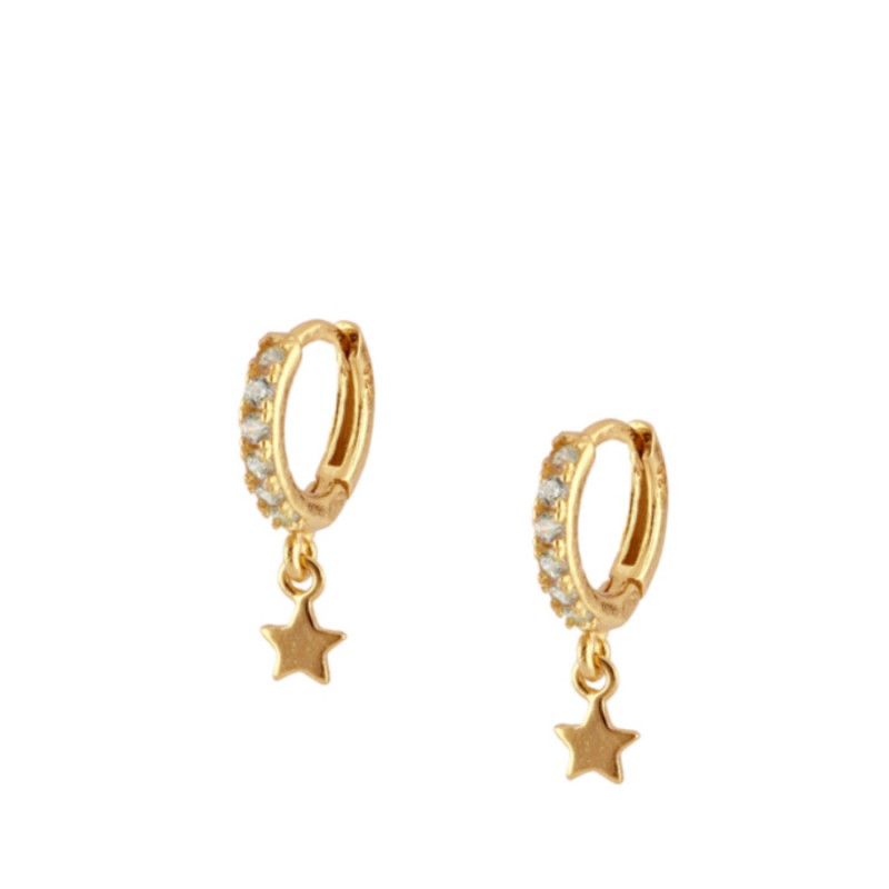 Berlin Star Earrings