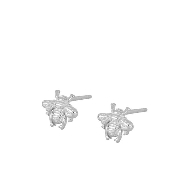 Pendientes Insect Silver