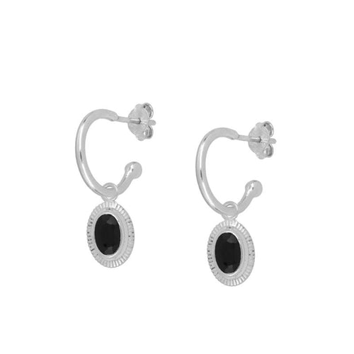 Naire Silver Earrings
