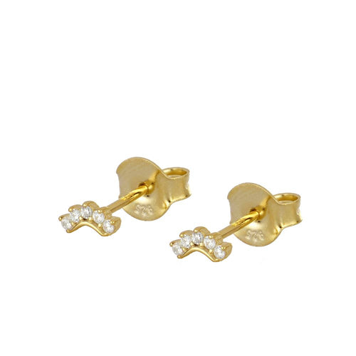 Mini Kai Gold Earrings