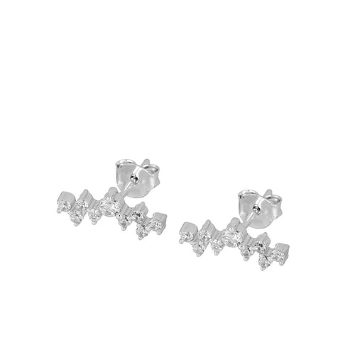 Amal Silver Earrings