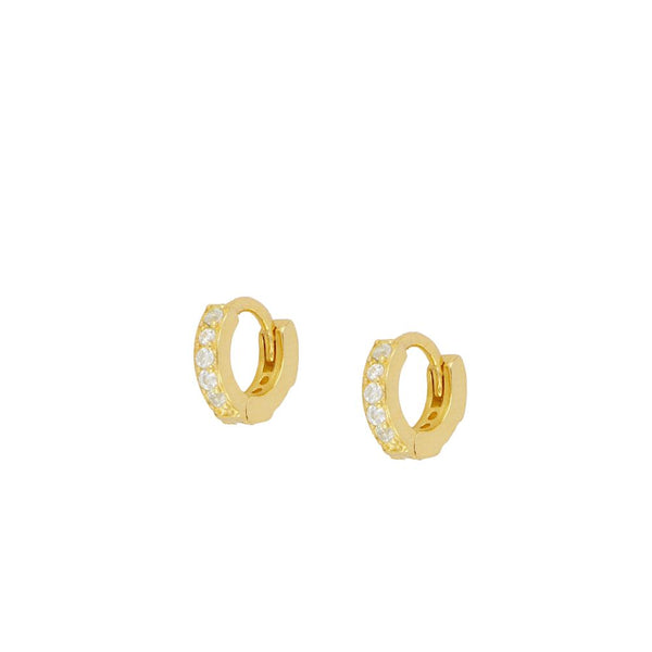 Pendientes Mini Secret Gold