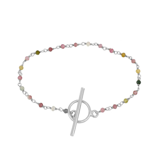 Pulsera  Zoe Colour Silver