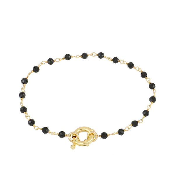 Pulsera Odin Black Gold