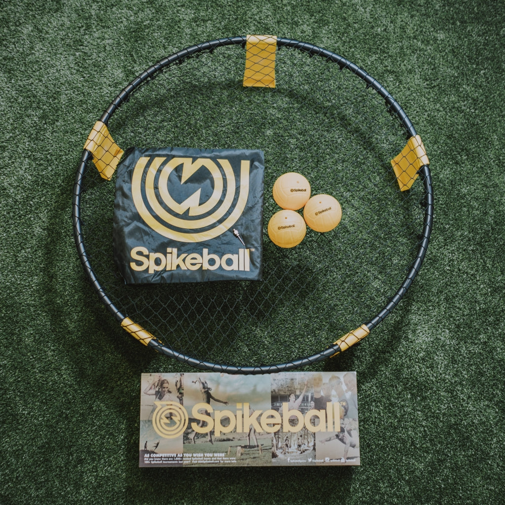 Spikeball-setti